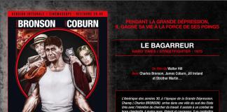 Le Bagarreur - Pour le première fois en Blu-ray