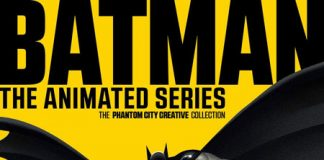 Livre-mondo-batman-animated-series-phantom-city-creative-collection-BD-COmics