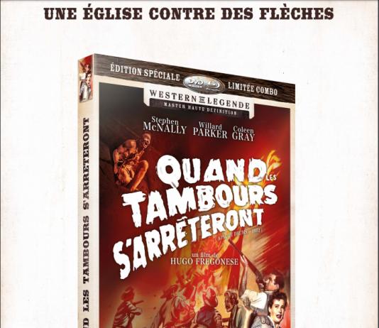 Quand les tambours s'arrêteront - Pour la premère fois en DVD et Blu-ray !