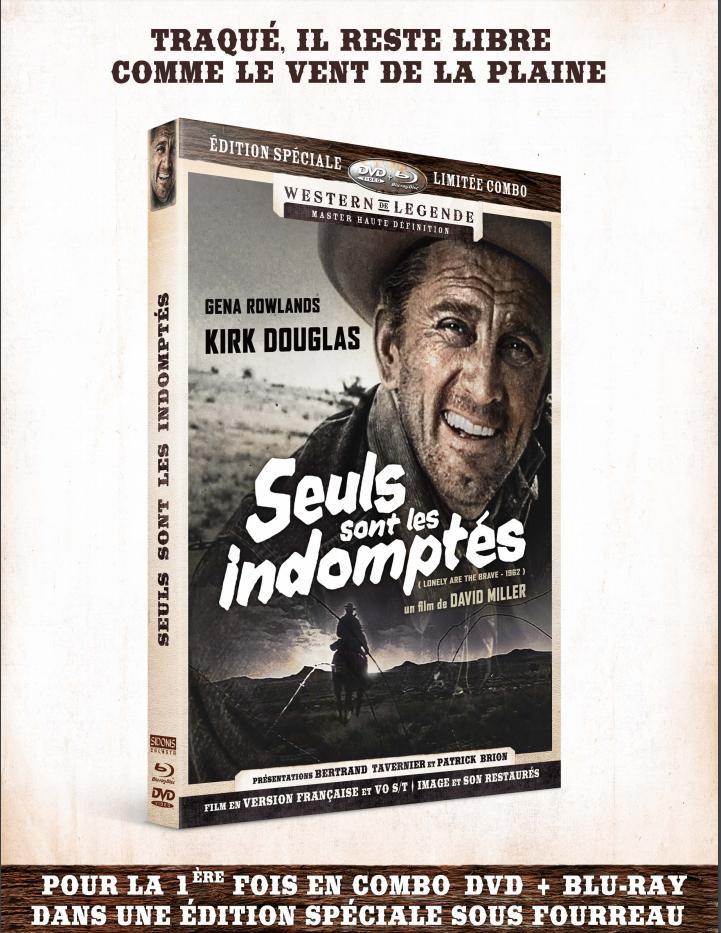 Seuls sont les indomptés - Pour la première fois en DVD et Blu-ray !