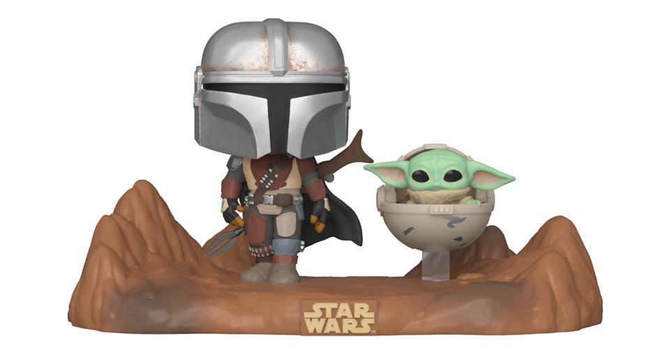 Star-Wars-Le-Mandalorien-et-lEnfant-Baby-Yoda-Pop