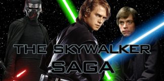 Star Wars Tribute The Skywalker Saga