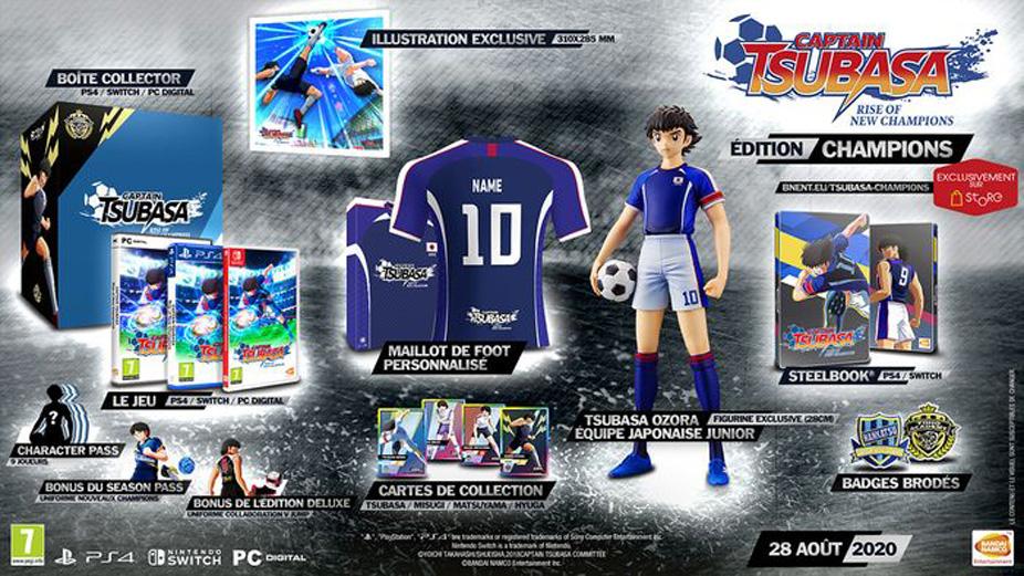 collector-legende-captain-tsubasa
