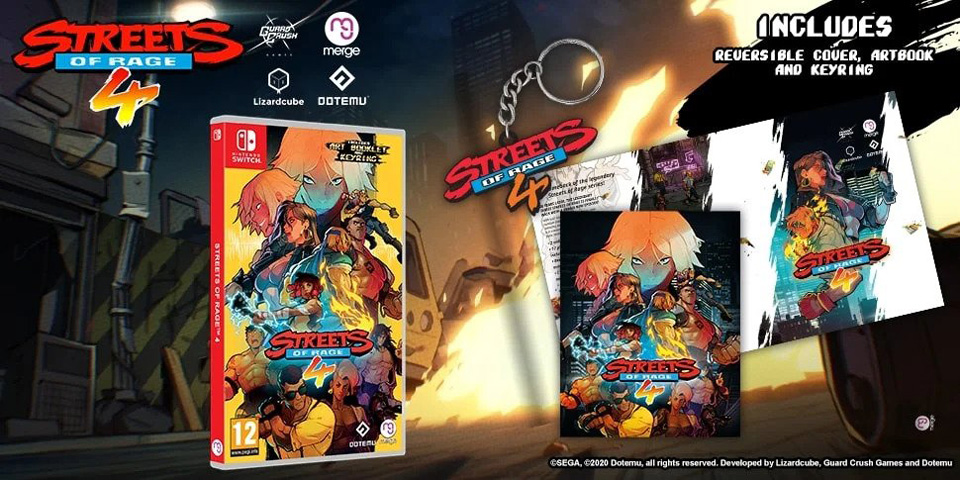streets-of-rage-4-edition-limitée