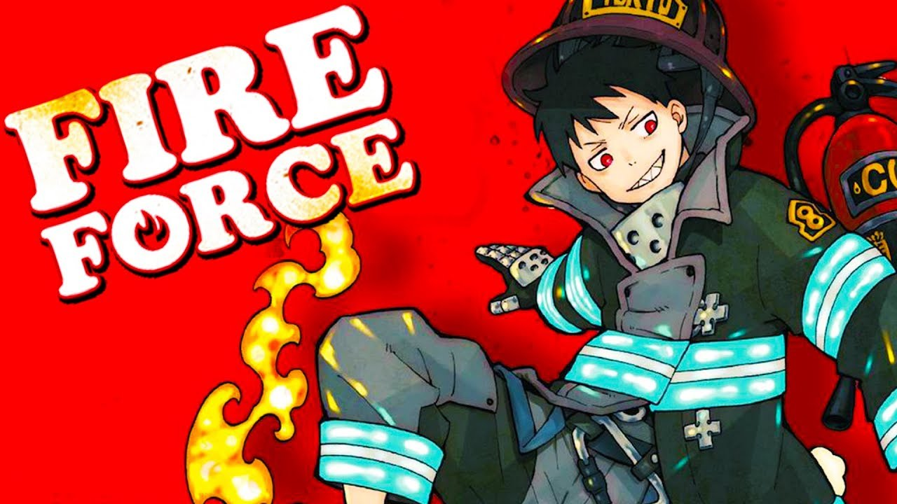 Fire Force (tome 17) – Atsushi Ohkubo aime l'action…