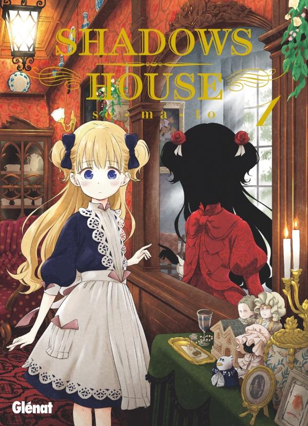 Shadows House – Tome 1 découvrir un extrait !