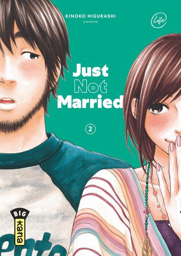 Avis Manga Kana - Just Not Married (tome 2)