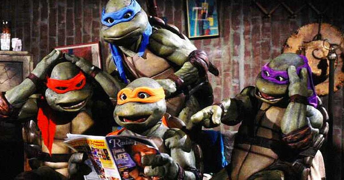 Tortues Ninja, un reeboot en préparation au cinéma !