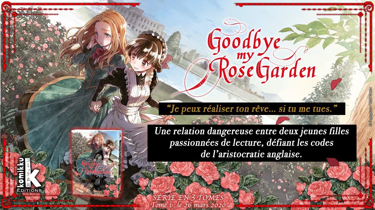 Lire un extrait du manga Goodbye my Rose Garden (Komikku Éditions)