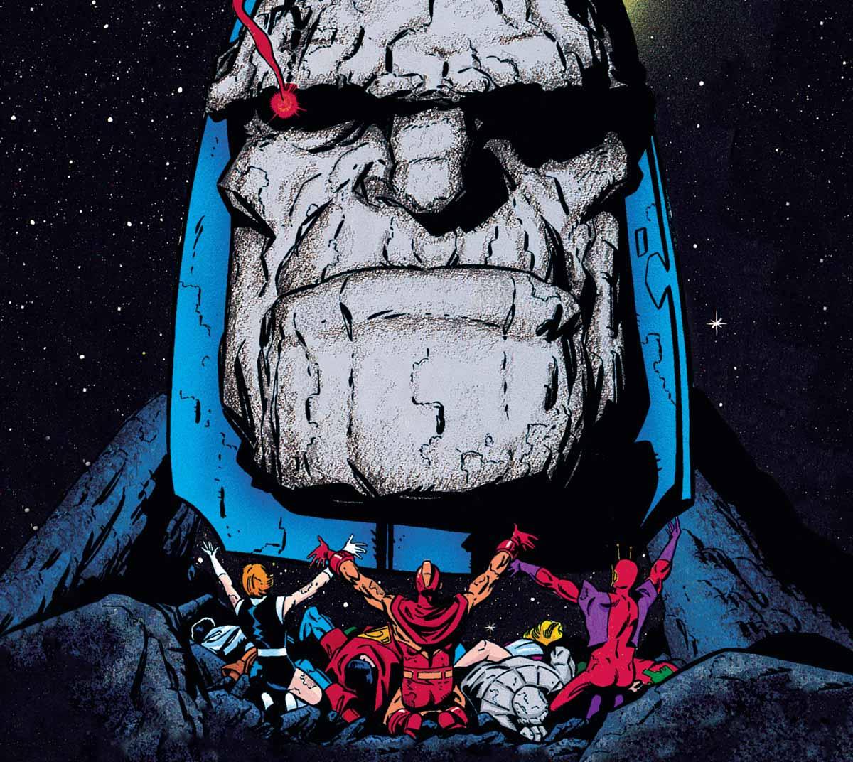 Legion of Super Heroes – Le comics est disponible chez Urban Comics !