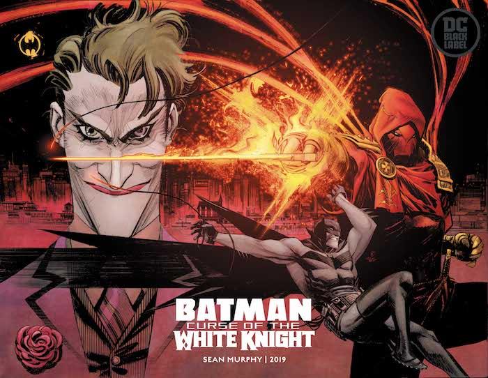 Batman – Curse of the White Knight – Sean Murphy livre un récit avec de sombres secrets…