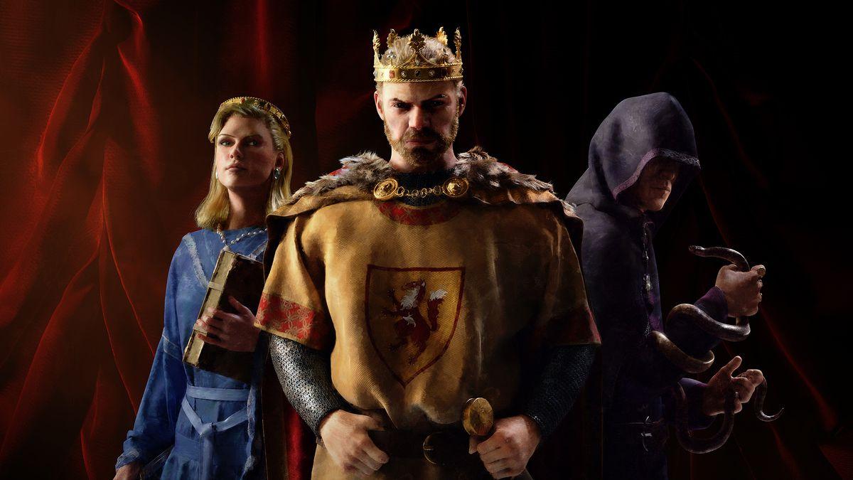 Crusader Kings III – Une mise à jour gratuite pour créer son propre dirigeant est désormais disponible