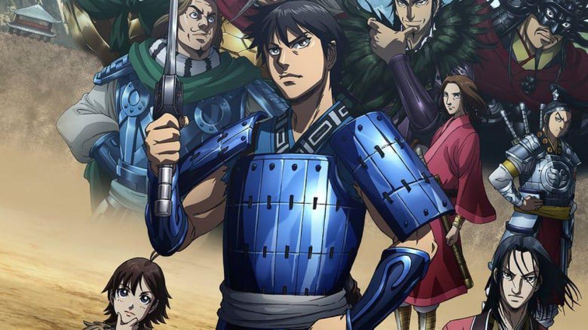 Kingdom (Tome 5 & 6) – Le début d'un nouvel arc et de nouvelles batailles !