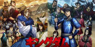 Kingdom manga avis