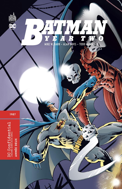 Batman : Year Two – Un comics pour découvrir ou redécouvrir des histoires de légendes
