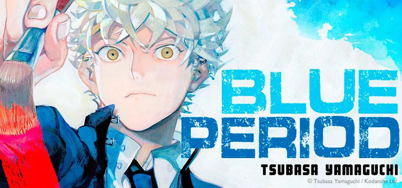 Un anime pour Blue Period et Tome 1 le 20 janvier en librairie !