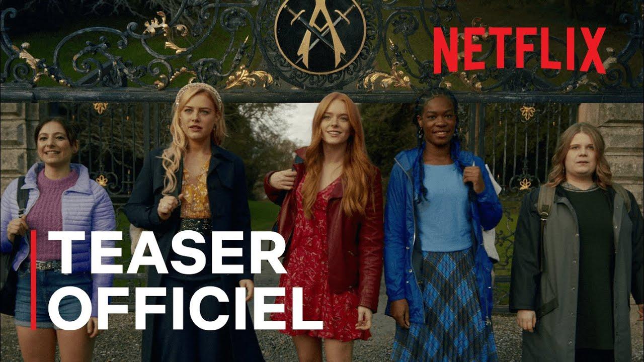 Destin : La saga Winx – Bande-annonce Netflix