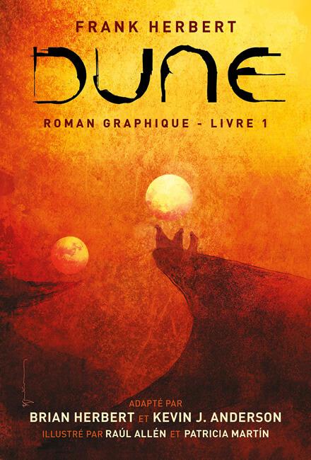 Dune – Tome 1 – Roman graphique