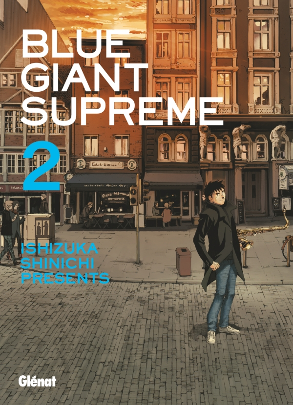 Extrait du manga Blue Giant Supreme – Tome 2