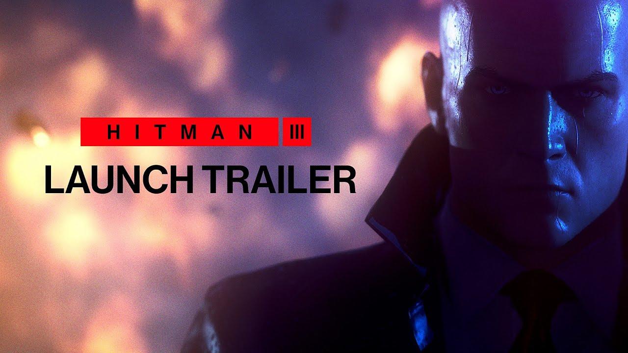 HITMAN 3 dévoile son trailer de lancement