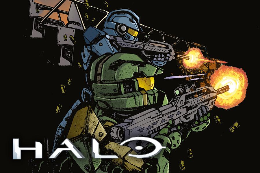 Halo – Dommages collatéraux – Le retour de Master Chief en comics!