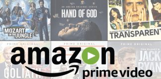 Nouveautés Amazon Prime video