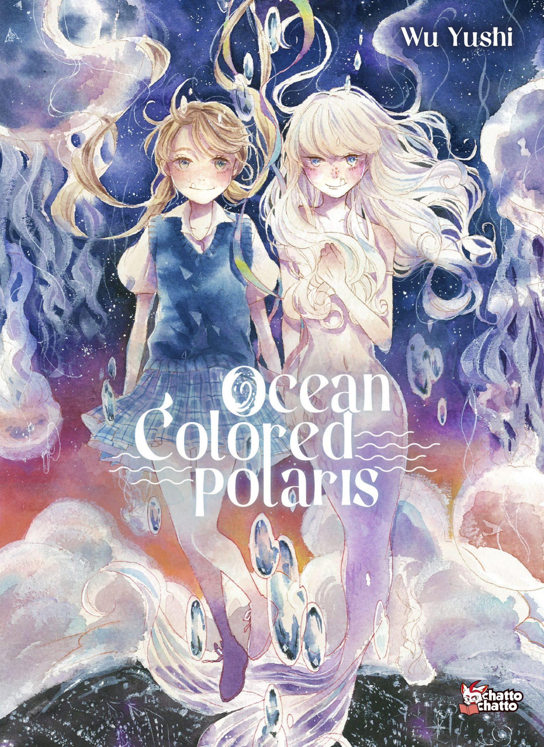 Ocean Colored Polaris – Un Shojo à la foi drôle et émouvant