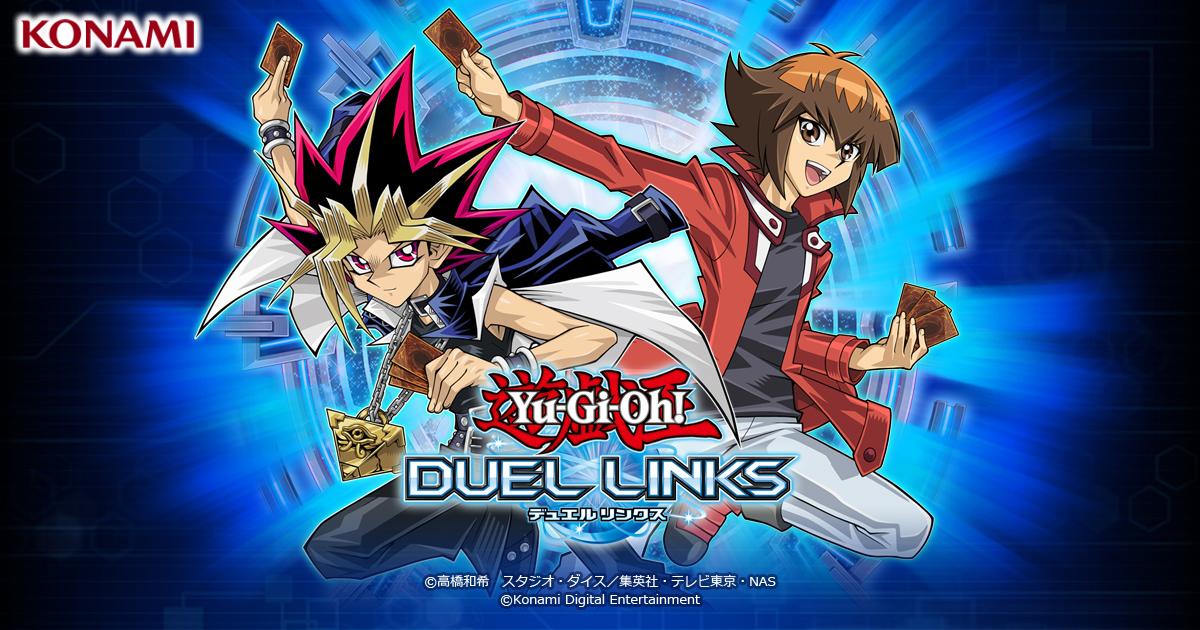 Yu-Gi-Oh! Duel Links souffle sa quatrième bougie !