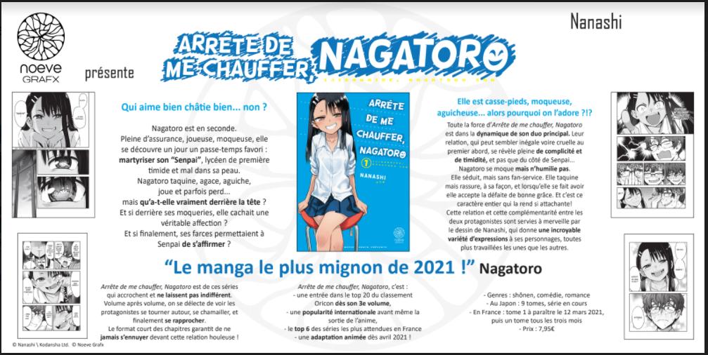 Avis Manga