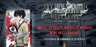 Sky-High Survival : Next Level avis manga