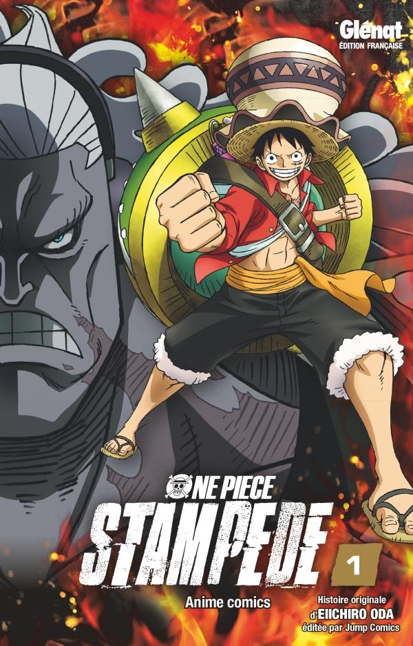 Extrait - One Piece Anime comics - Stampede (tome 1) chez
