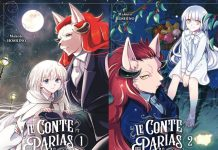 Le Conte des Parias (tomes 1 & 2) - amis manga