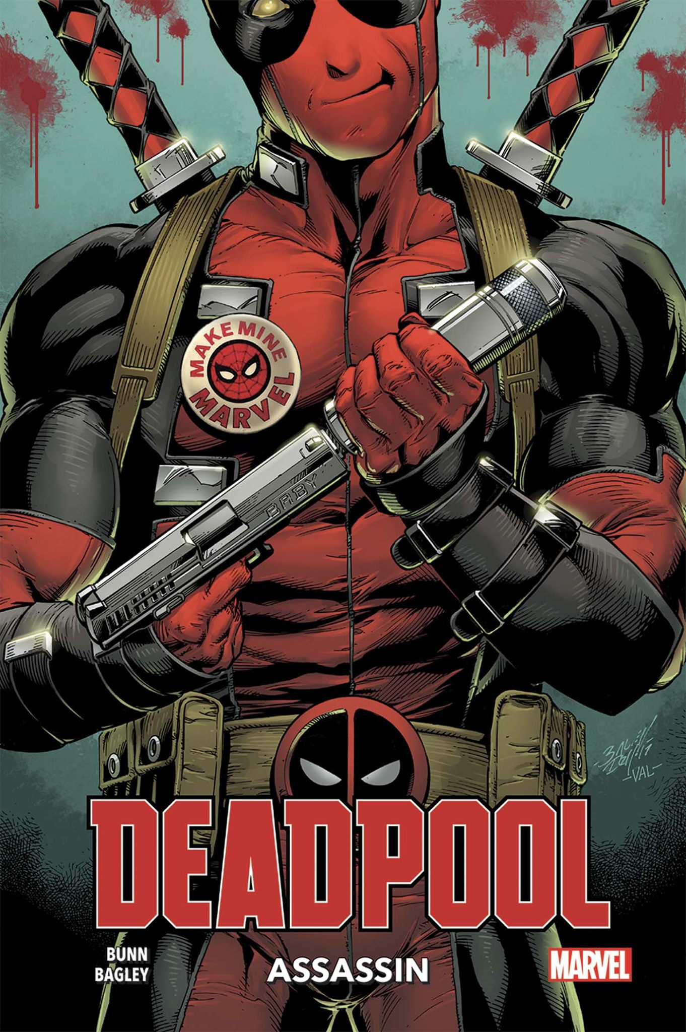 Focus sur 2 comics DEADPOOL chez Panini Comics pour le mois d'avril !!