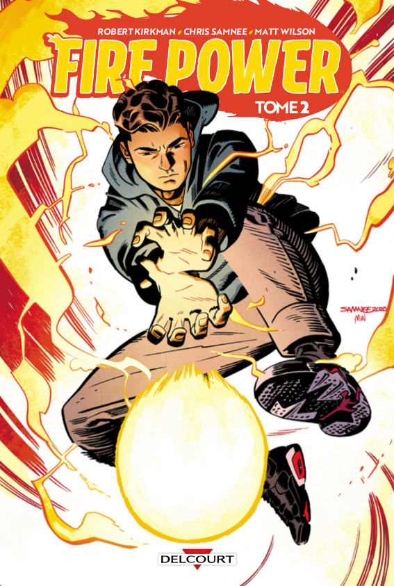 Comics news !! Fire Power T02 est dispo chez Delcourt Comics