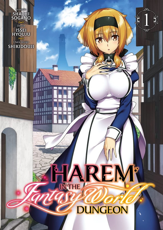 Le manga Harem in the Fantasy World Dungeon aux éditions Meian