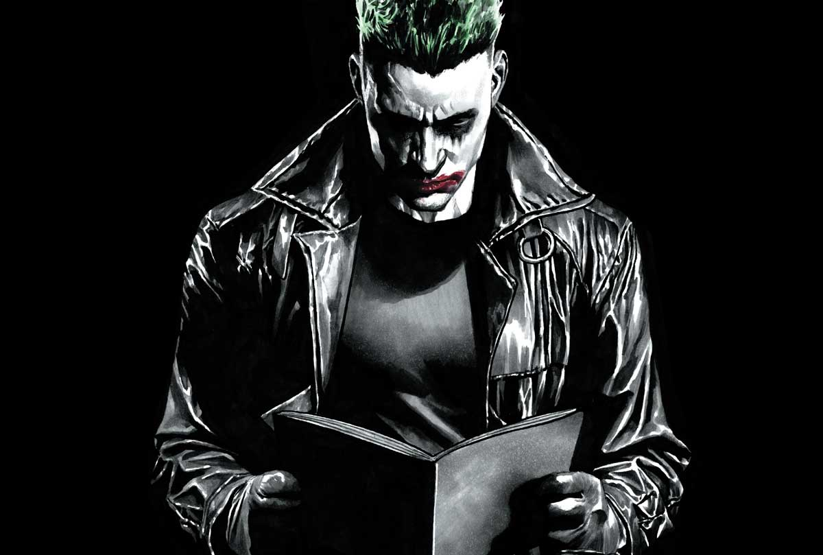 Comics - Joker/Harley : Criminal Sanity